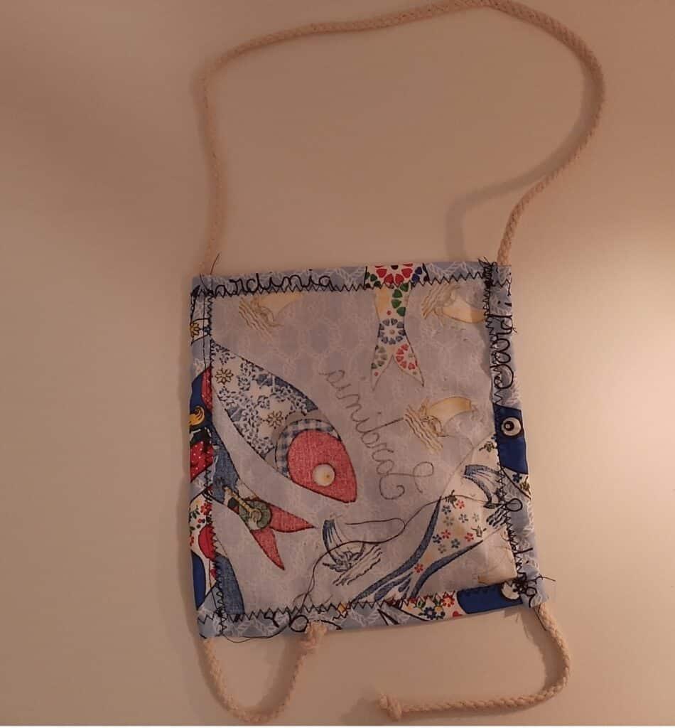 Fáza 3 - rúško s lankom