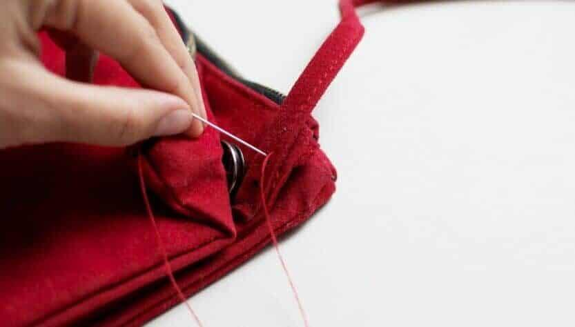 Ako ušiť nákupnú tašku